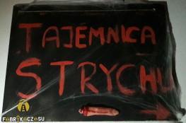 Bydgoszcz Atrakcja Escape room Tajemnica strychu