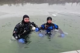Bydgoszcz Atrakcja Nurkowanie Aquatek