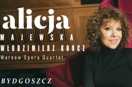 Bydgoszcz Wydarzenie Koncert Alicja Majewska i Włodzimierz Korcz