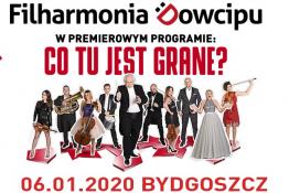 Bydgoszcz Wydarzenie Widowisko Waldemar Malicki - Filharmonia Dowcipu