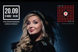 Bydgoszcz Wydarzenie Koncert Koncert charytatywny PCK - Cleo