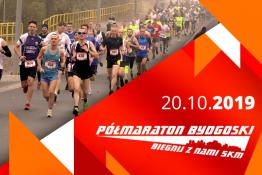 Bydgoszcz Wydarzenie Bieg 7. Półmaraton Bydgoski i Bieg 5 km